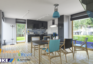 Enscape4Revit: semplice, rapido, professionale ed in real time