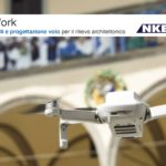 Drone@Work – regolamenti, modelli e progettazione volo per il rilievo architettonico