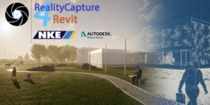 RealityCapture4Revit – facile ed efficace workflow dal rilievo al BIM