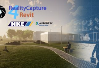 RealityCapture4Revit – facile ed efficace workflow dal rilievo al BIM