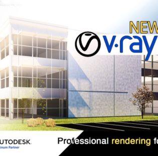 V-Ray 5 for Revit