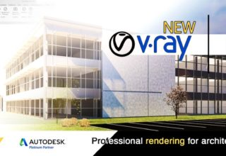 V-Ray 5 for Revit